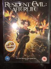 Resident Evil Afterlife DVD NEW & SEALED Milla Jovovich; Wentworth Miller