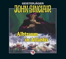 John Sinclair Folge 75 - Albtraum in Atlantis