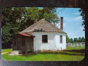 Octagonal (Eight-Square) Schoolhouse, near Little Creek, DE - Mid 1900s