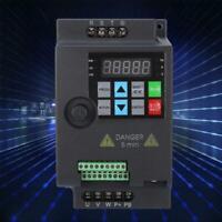 1.5kW 3 fases Inversor Variador de Frecuencia VFD Controlador de Velocidad