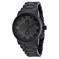 NEW Citizen NightHawk Men's  Chronograph EcoDrive Watch - CA0295-58E