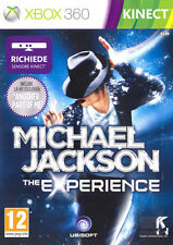 Michael Jackson The Experience D1 Day One Version (Kinect) XBOX 360 IT IMPORT