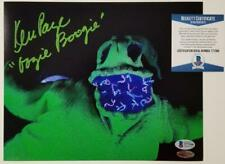 Ken Page signed Nightmare Before Christmas 8x10 Photo #1 Oogie Boogie~ BAS COA
