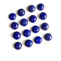Lovely Lot Natural Lapis Lazuli 6X8 mm Octagon Cabochon Loose Gemstone