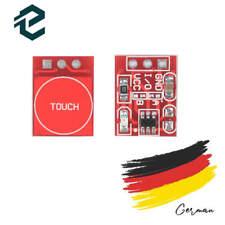 5x TTP223 Arduino Capacitive Kapazitiver Touch Sensor Arduino Raspberry Pi