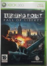Turning Point. Fall of Liberty. XBox 360. Fisico. Pal Es