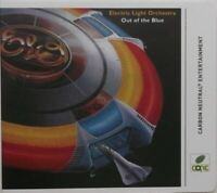 ELECTRIC LIGHT ORCHESTRA (ELO) out of the blue (CD, album, sealed) prog rock,