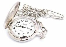 Men's Mechanical Wind Up Pocket Watch BenZ available wholesale