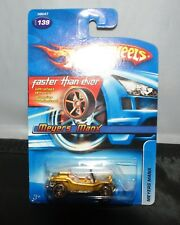 Hot Wheels Meyers Manx Dune Buggy H9047 2005 #139 Faster Than Ever Roues Rare