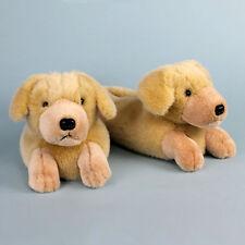 Yellow Labrador Slippers - Dog Slippers - for Men & Women