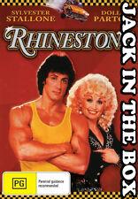 Rhinestone DVD NEW, FREE POSTAGE WITHIN AUSTRALIA REGION ALL