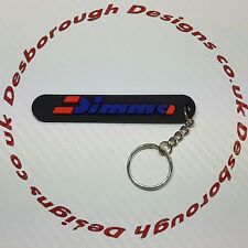 Peugeot 205 Gti Dimma Key ring Black