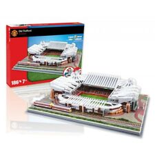 Nanostad 3705 Stadion 3d Puzzle Manchester United Old Trafford Replica MODELL