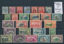LL92440 Trinidad & Tobago mixed thematics classic stamps fine lot used
