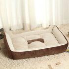 Super Soft Indoor Puppy Pets Dog Cat Sleep Bed Kennel cat House sofa Nest Mat