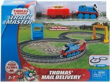 Fisher-Price Thomas Tank Engine Mail Delivery Track Master Toy Set Diecast Train