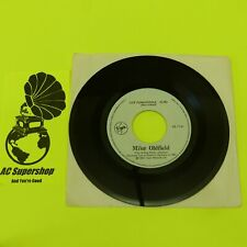 "Mike Oldfield Live Punkadiddle/ Family Man - 45 Record Vinyl Album 7"""