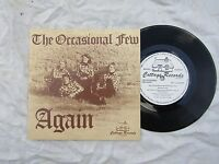 THE OCCASIONAL FEW EP AGAIN cottage cot 611  5 track ep