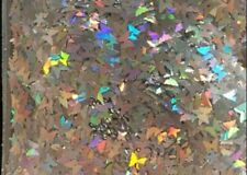 3 grams Silver Holographic Glitter 3mm Micro butterfly nail sequin nail art
