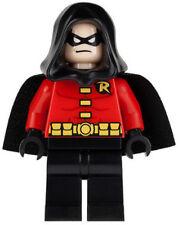 LEGO Batman DC Robin minifigure Arkham Asylum Breakout 10937 RB1