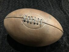 Rugby Ball Vintage Leather 1900,s  Style