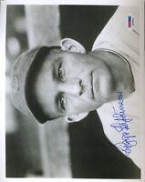 Riggs Stephenson Psa/dna Signed 8x10 Photo Authentic Autograph