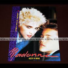 MADONNA en 1986 - Poster #PM946