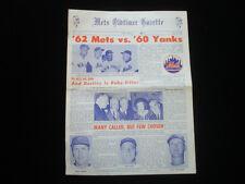 July 8, 1967 Mets Oldtimer Gazette 1st Issue