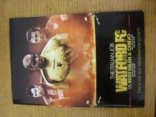 08/08/2006 Watford V Inter de Milán [] amigable y 13/08/2006 entrenamiento [amigable] [unirse a
