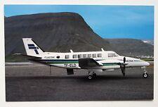 Flugtak Beechcraft 99 Airliner Postcard