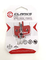 Clarks Sintered Mountain Bike Disc Brake Pads VRX814C for Hayes