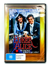Poker Alice - Rare DVD Aus Stock New