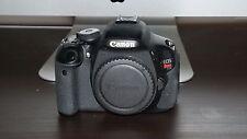 Canon EOS Rebel T3i / EOS 600D 18.0 MP Digital SLR Camera Body Shutter only 4K