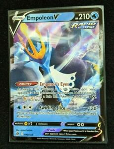 Empoleon V 040/163 - Pokemon TCG Battle Styles - Pack Fresh Card