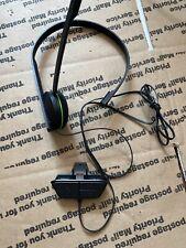 Microsoft Xbox One Chat Mono Black Headband Headsets Model 1564