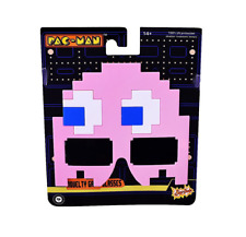 Party Costumes - Sun-Staches - Pac-Man - Pink Pinky New Sg2485
