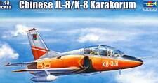 Trumpeter - China JL-8 / K-8 Karakorum 1:72 Pakistani Chinese Modell-Basuatz kit