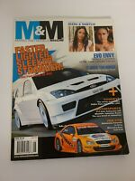 M&M (Makes & Models) Car Magazine JUNE 2003 Complete EUC