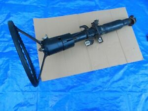 FORD MUSTANG STEERING COLUMN/SUITS 2 DOOR FASTBACK 1970/HARD TO FIND
