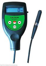 Coating thickness gauge Probes measure varnish layer plastic copper zinc CC4013