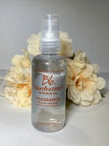 Bumble Bb. Hairdresser's Invisible Oil Fragrance for Hair & Body 2.4oz Free Ship