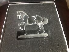 stunning !! swarvoski crystal STALLION vgc boxed