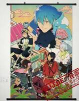 Anime Poster Home Decor Wall Scroll Dramatical Murder DMMd Seragaki Aoba 60*90cm