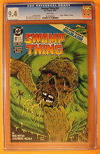 Swamp Thing #67 Constantine HELLBLAZER Pre #1 1987 TV Movie Arrow JLD CGC NM 9.4
