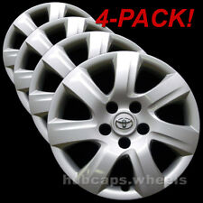 Toyota Camry 2010-2011 Hubcap Set - Genuine OEM 61155 Wheel Covers (4-Pack)