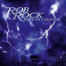 Rob Rock 'Rage Of Creation' Vinyl Record LP NEW Limited Edition 300