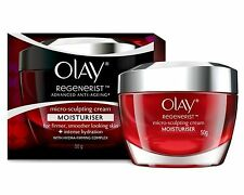 Olay Regenerist Advanced Anti Ageing Micro Sculpting Cream(50 g) - FREE SHIPPING
