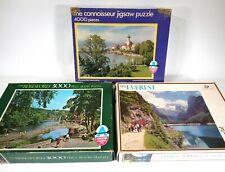 Arrow Games Vintage Jigsaw Puzzles 2000 3000 4000 Pieces D032