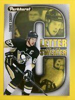 2016-17 Upper Deck Parkhurst Letter On The Sweater #LS6 Sidney Crosby Penguins