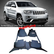 For JEEP Grand Cherokee 2014 2015 2016 17 Custom car floor mats Right hand drive